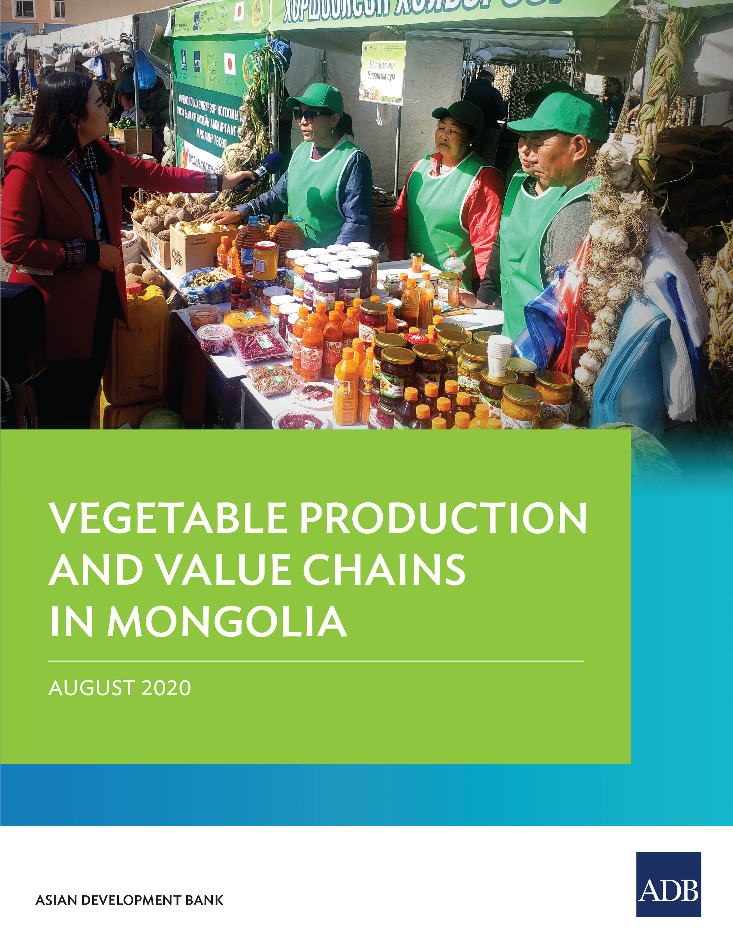 Vegetable Production and Value Chains in Mongolia