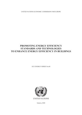 Promoting Energy Efficiency Standards and Technologies to Enhance Energy Efficiency in Buildings