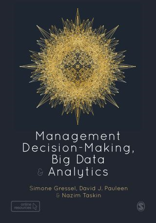 Management Decision-Making, Big Data and Analytics