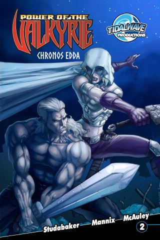 Power of the Valkyrie: Chronos Edda #2
