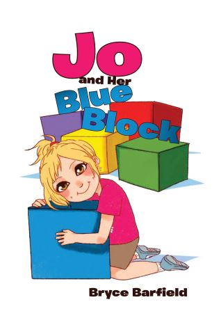 Jo and Her Blue Block
