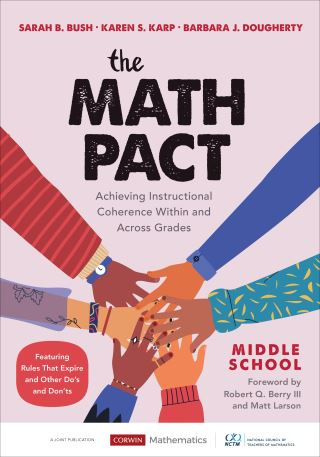 The Math Pact, Middle School