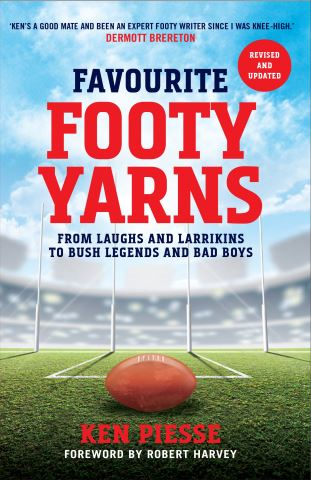 Favourite Footy Yarns: Expanded and Updated