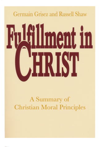 Fulfillment in Christ
