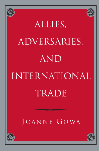 Allies, Adversaries, and International Trade