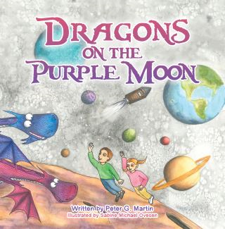 Dragons on the Purple Moon