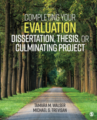 Completing Your Evaluation Dissertation, Thesis, or Culminating Project