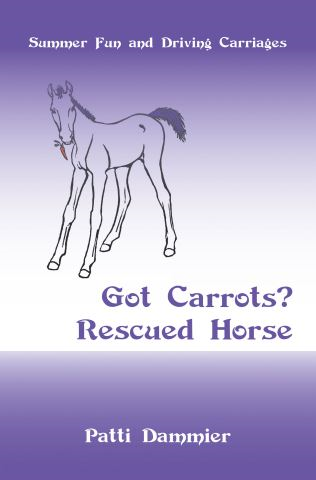 Got Carrots? Rescued Horse