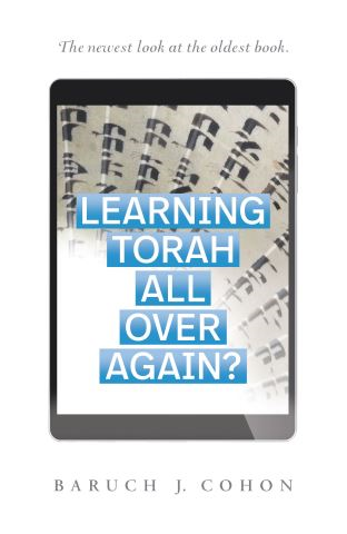 Learning Torah  All over Again?