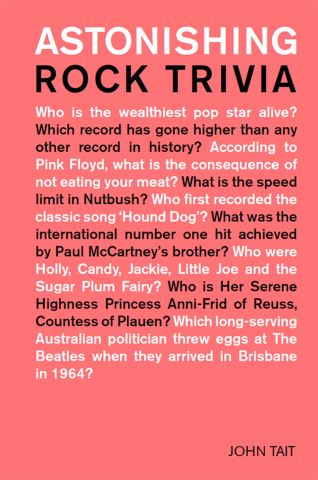 Astonishing Rock Trivia