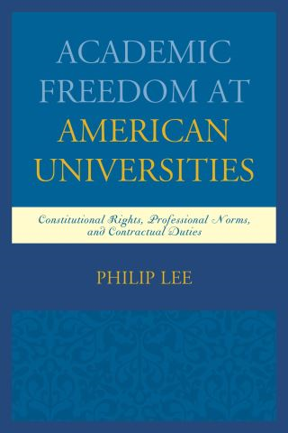 Academic Freedom at American Universities