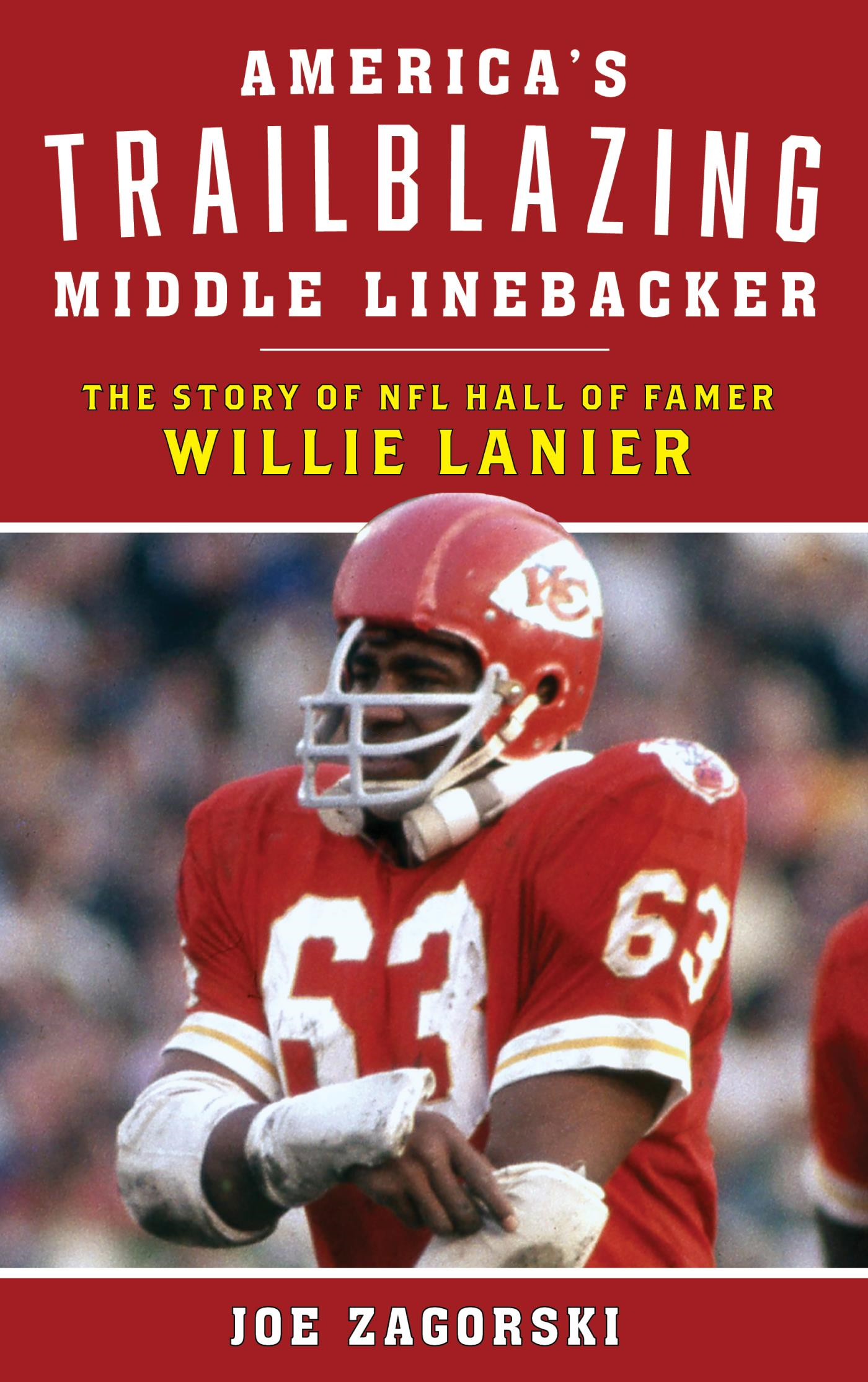 America's Trailblazing Middle Linebacker