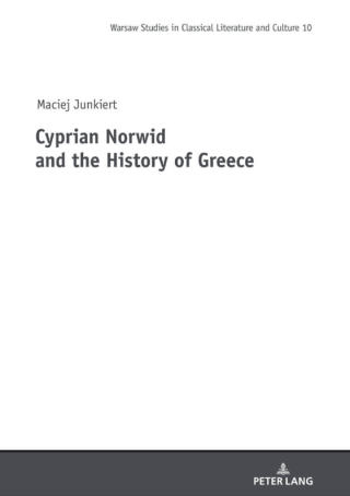 Cyprian Norwid and the History of Greece