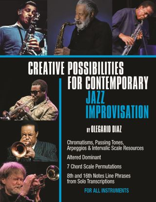 Creative Possibilities for Contemporary Jazz Improvisation