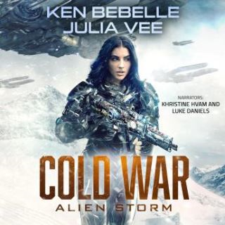 COLD WAR: Alien Storm