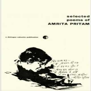 Selected Poems of Amrita Pritam