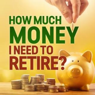 How Much Money I Need to Retire ?