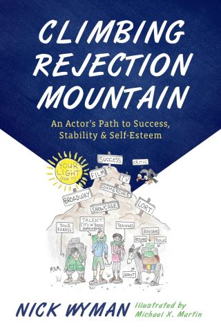 Climbing Rejection Mountain