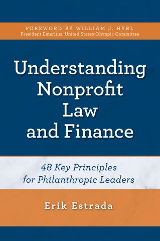 Understanding Nonprofit Law and Finance