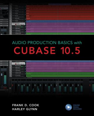 Audio Production Basics with Cubase 10.5