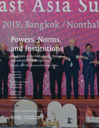 Powers, Norms, and Institutions