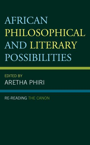 African Philosophical and Literary Possibilities