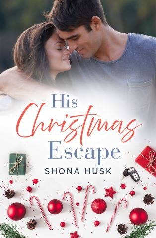 His Christmas Escape (Rainbow Cove Christmas, #5)