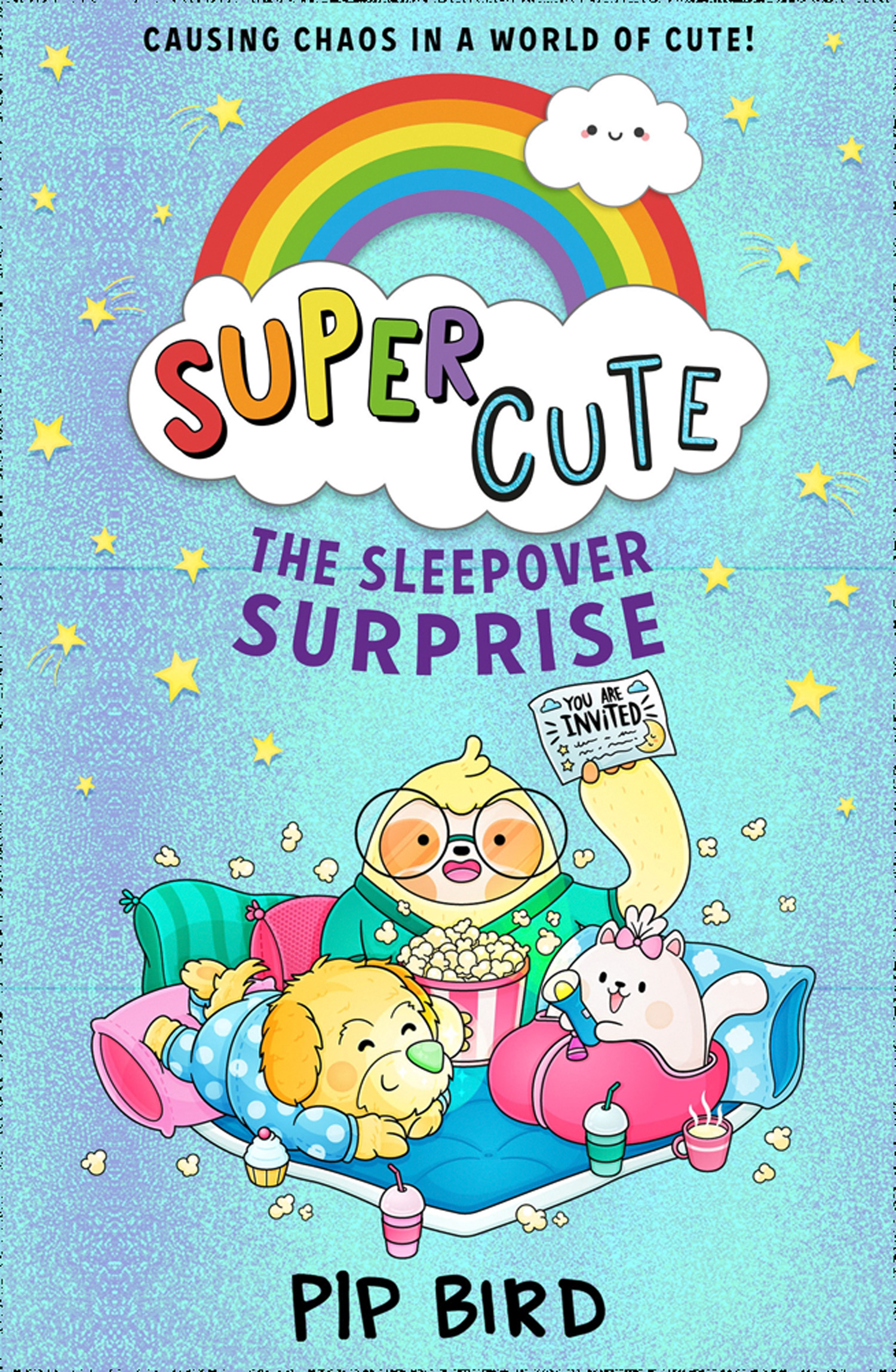Super Cute – The Sleepover Surprise