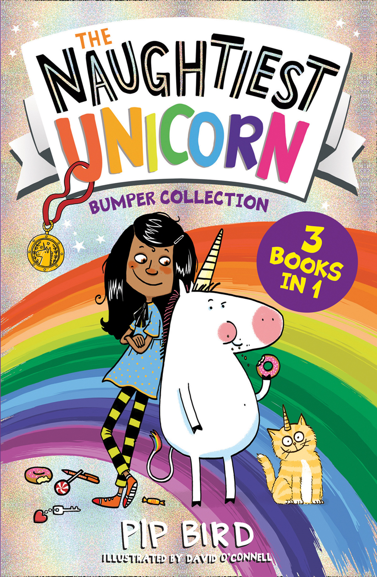 The Naughtiest Unicorn Bumper Collection (The Naughtiest Unicorn series)