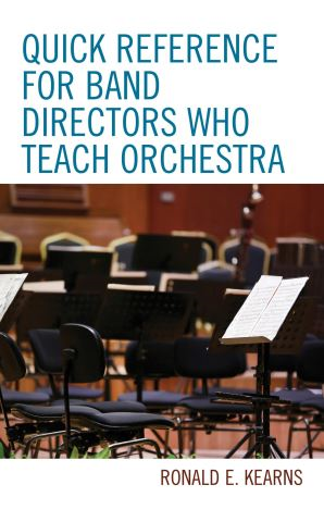 Quick Reference for Band Directors Who Teach Orchestra