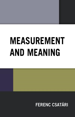 Measurement and Meaning