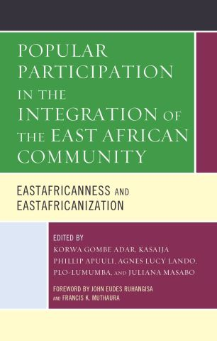Popular Participation in the Integration of the East African Community