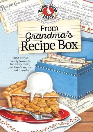 From Grandma's Recipe Box