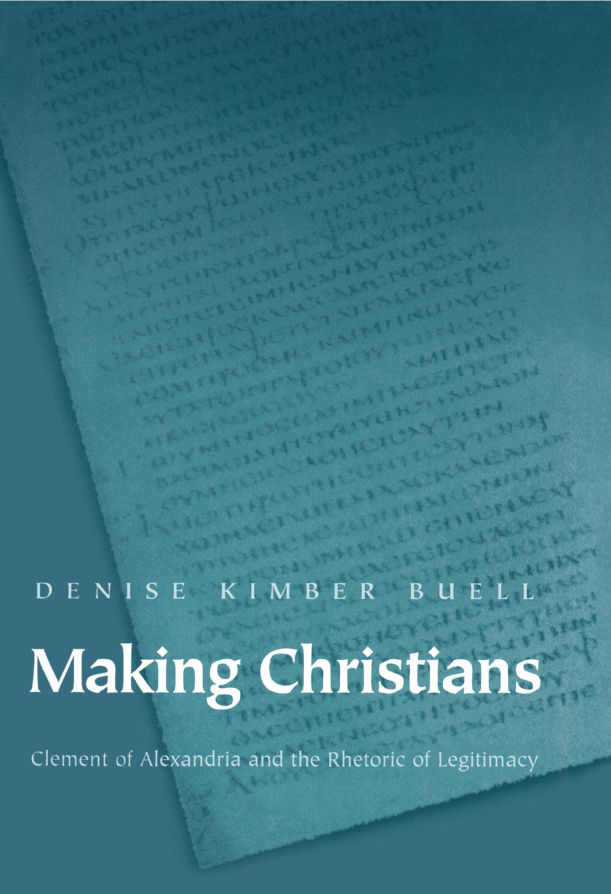 Making Christians