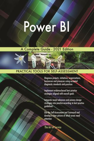 Power BI A Complete Guide - 2021 Edition