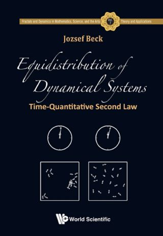 Equidistribution Of Dynamical Systems: Time-quantitative Second Law