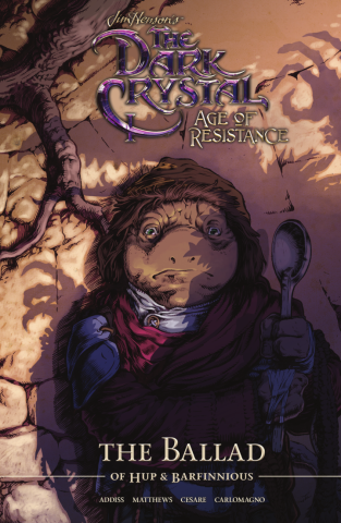 Jim Henson's The Dark Crystal: Age of Resistance: The Ballad of Hup & Barfinnious