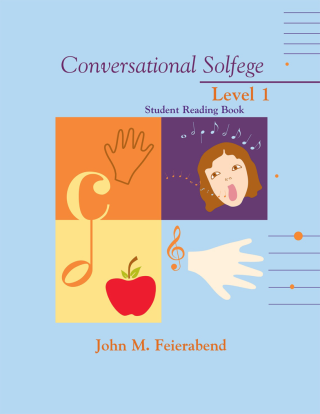 Conversational Solfege Level 1 Student Reading Book