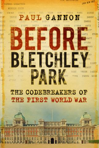 Before Bletchley Park