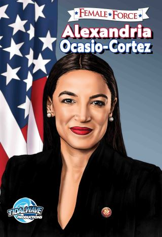Female Force: Alexandria Ocasio-Cortez