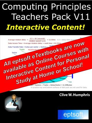 Computing Principles Teachers Pack V11