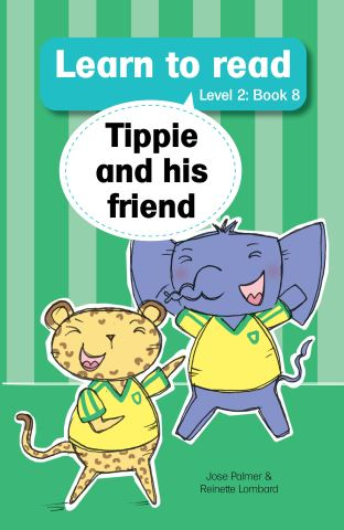 Learn to read (Level 2) 8:Tippie and his friend