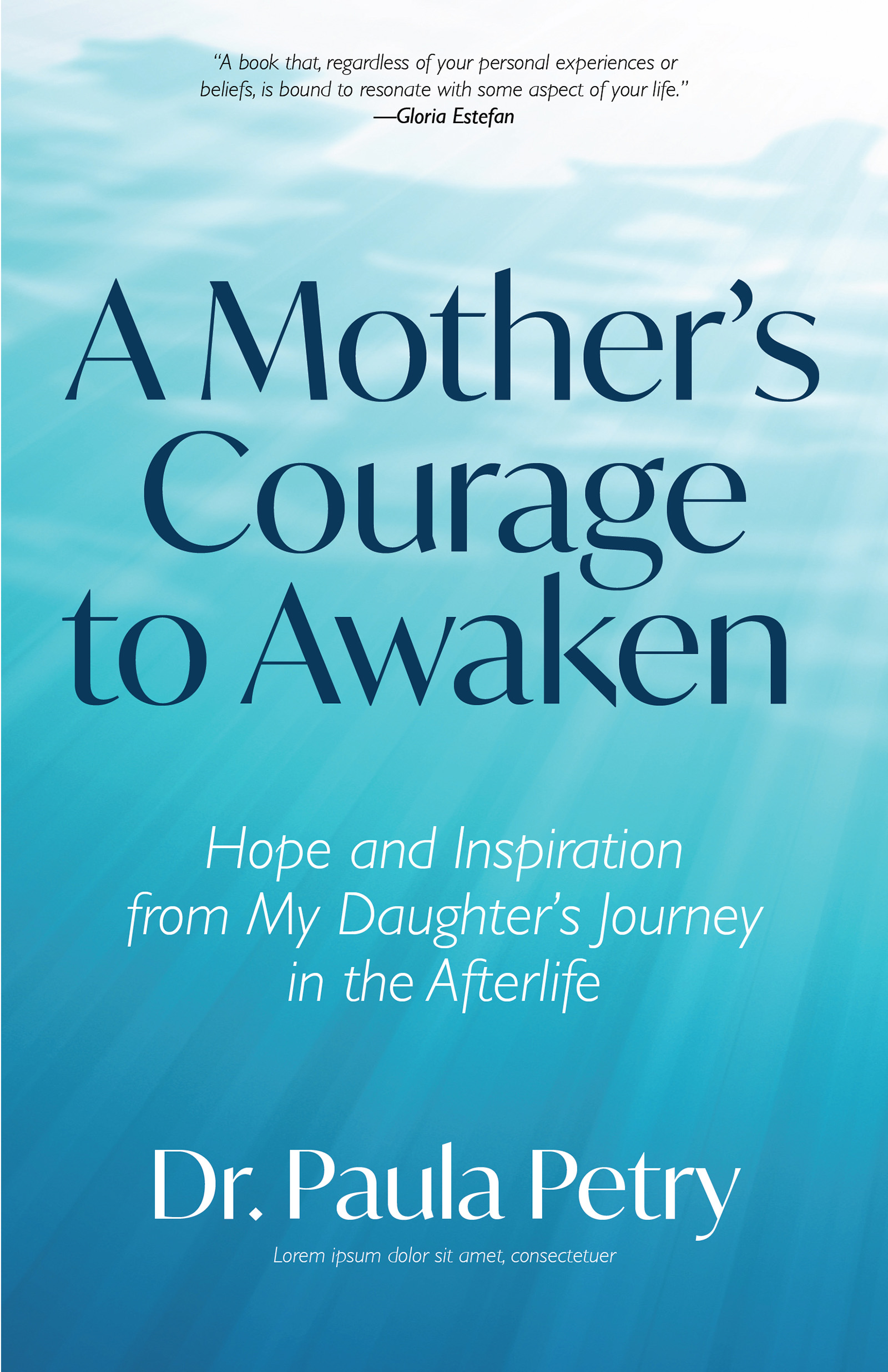 A Mother's Courage to Awaken