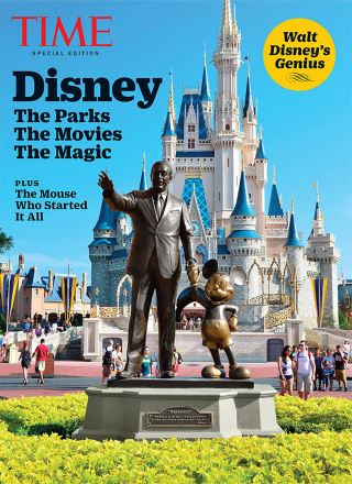 TIME Disney: The Parks, The Movies, The Magic