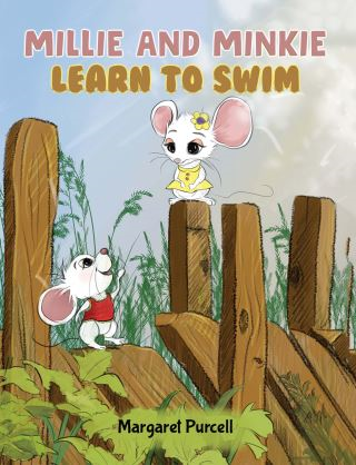 Millie and Minkie Learn to Swim