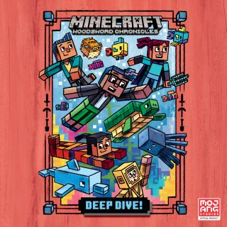 Deep Dive! (Minecraft Woodsword Chronicles #3)