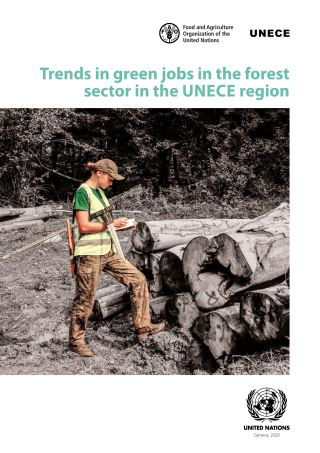Trends in Green Jobs in the Forest Sector in the UNECE Region