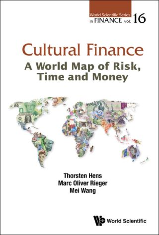 Cultural Finance: A World Map Of Risk, Time And Money