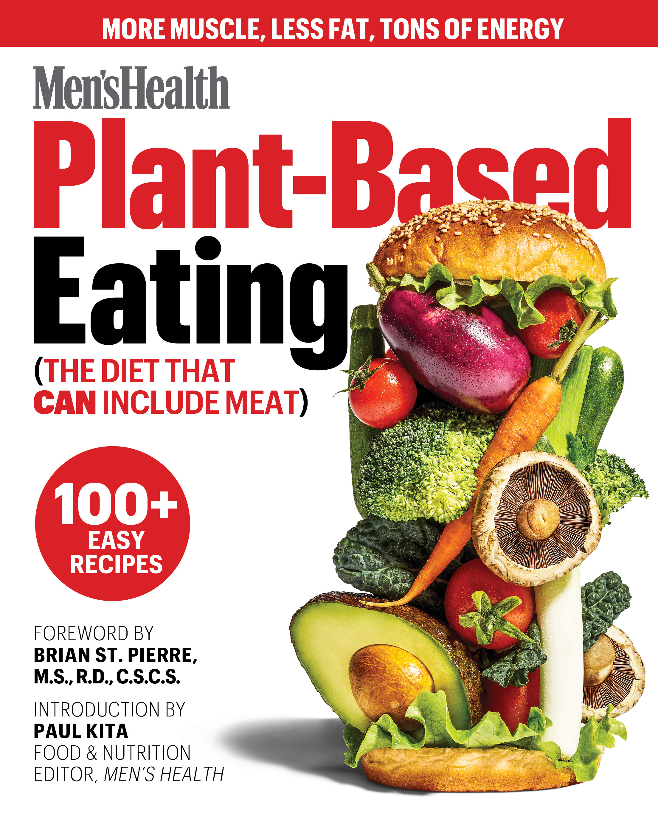 Men's Health Plant-Based Eating
