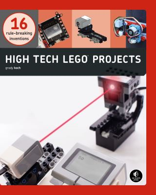 High-Tech LEGO Projects